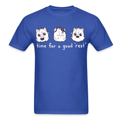 Time For A Good Rest - Men's T-Shirt