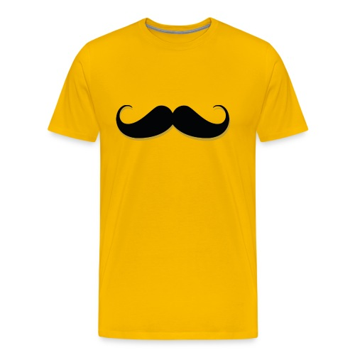Stache Tee - Men's Premium T-Shirt