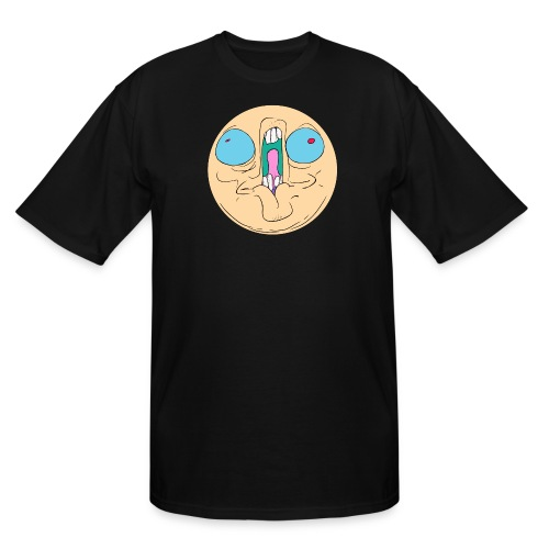 Men's Tall T-Shirt - It would please me greatly if you meatbags purchased my products.