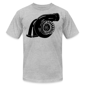 Turbo T-Shirts - Men's Fine Jersey T-Shirt