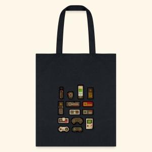 Pixelcontrol - Tote Bag