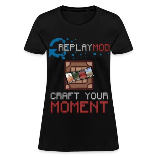 Replay Mod Workbench | Women's T-Shirt - Women's T-Shirt