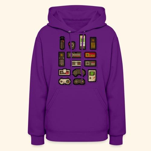Pixelcontrol - Women's Hoodie