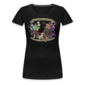 G.C.U.N 2015 Women's Black Shirt - Women's Premium T-Shirt