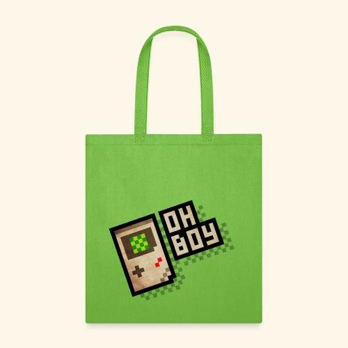 Oh Boy - Tote Bag