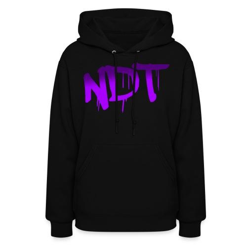 NDT womens hoodie - Women's Hoodie