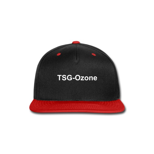 TSG-Ozone Snap-Back Baseball Cap - Snap-back Baseball Cap