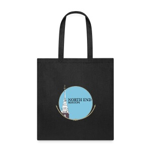 North End Boston - Tote Bag