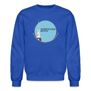 North End Boston - Crewneck Sweatshirt