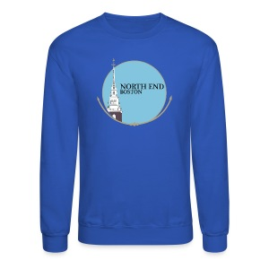 North End Boston - Crewneck Sweatshirt