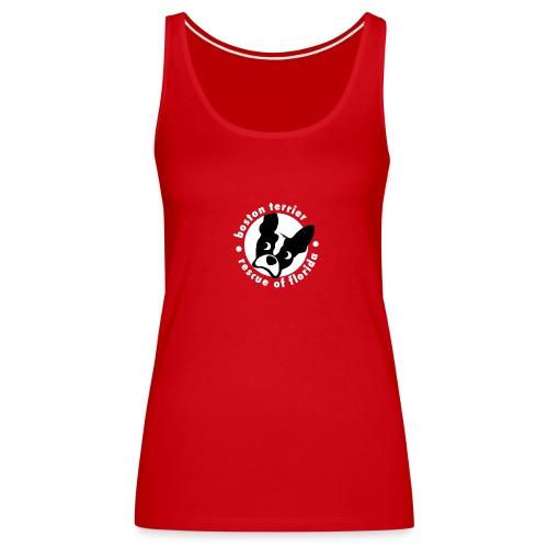 Women's Logo Tank Top Silhouette - Women's Premium Tank Top