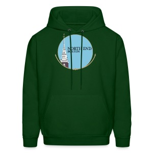 North End Boston - Men's Hoodie