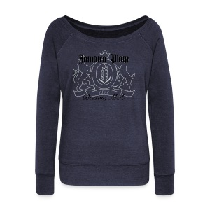 Jamaica Plain Boston - Women's Wideneck Sweatshirt