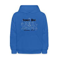 Sweatshirts ~ Kids' Hoodie ~ Jamaica Plain Boston