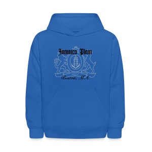 Jamaica Plain Boston - Kids' Hoodie