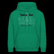Hoodies ~ Men's Hoodie ~ Jamaica Plain Boston