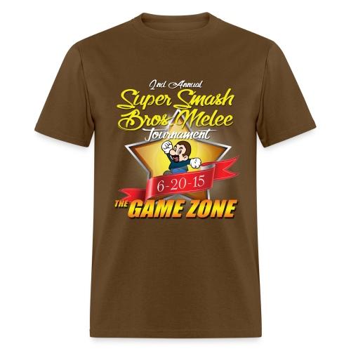2nd Annual Super Smash Melee Tournament  - Men's T-Shirt
