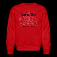Long Sleeve Shirts ~ Men's Crewneck Sweatshirt ~ Jamaica Plain Boston