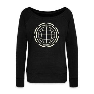 Albany Park Chicago - Women's Wideneck Sweatshirt