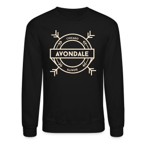 Avondale Chicago - Crewneck Sweatshirt