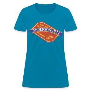 Andersonville Chicago - Women's T-Shirt