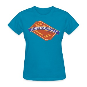 Andersonville Chicago - Women's T-Shirt