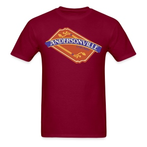 Andersonville Chicago - Men's T-Shirt