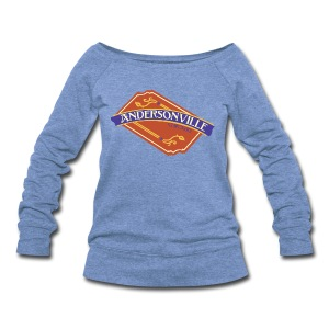 Andersonville Chicago - Women's Wideneck Sweatshirt