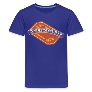 Andersonville Chicago - Kids' Premium T-Shirt