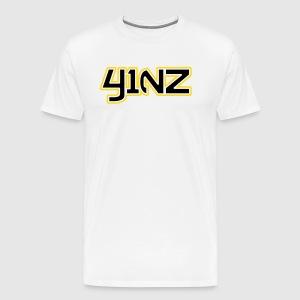 412 Yinz Remix  - Men's Premium T-Shirt