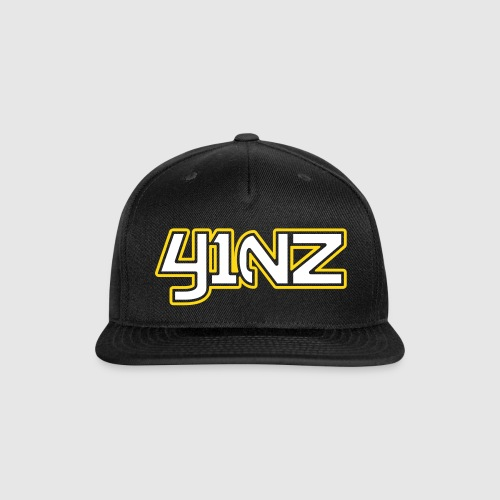 412 Yinz Remix  - Snap-back Baseball Cap
