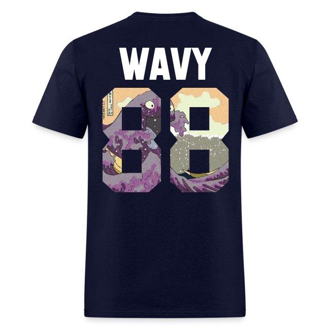 wavy 88