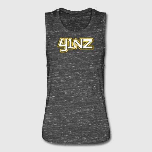 412 Yinz Remix  - Women's Flowy Muscle Tank by Bella