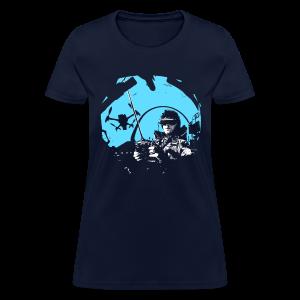 Girls QuadCockpit - Women's T-Shirt