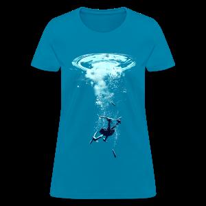 Girls Sunk - Women's T-Shirt