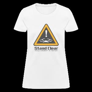 Girls StandClear - Women's T-Shirt