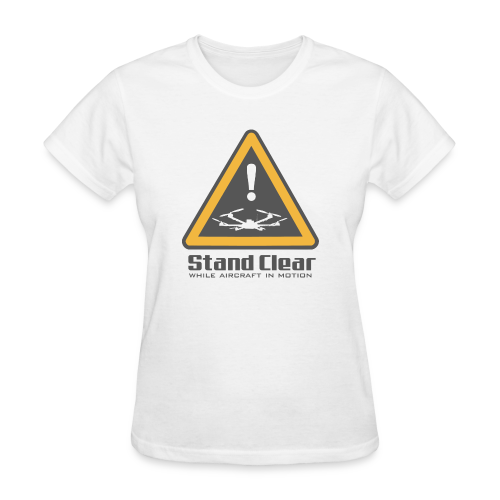 Girls StandClear - Women's T-Shirt