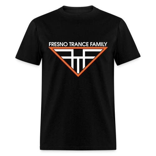 Men's Black FTF Logo - Men's T-Shirt