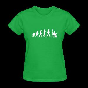 Girls Evolution - Women's T-Shirt