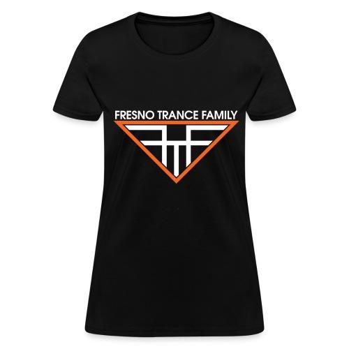 Women's Black FTF Logo - Women's T-Shirt