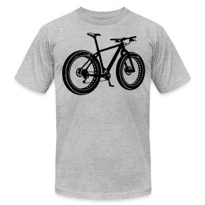 fatbike T-Shirts - Men's Fine Jersey T-Shirt