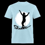 T-Shirts ~ Men's T-Shirt ~ Slack line and sun