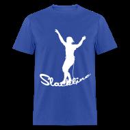 T-Shirts ~ Men's T-Shirt ~ Slack line