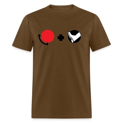 Tatsumaki Senpukyaku command - Men's T-Shirt