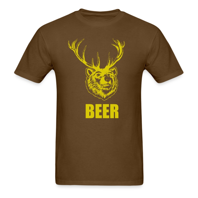 beerpng_2_resize - Men's T-Shirt