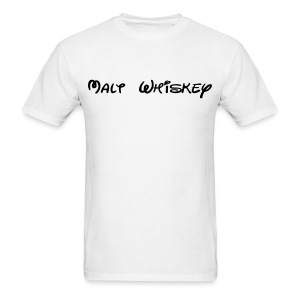 Malt Whiskey - Men's T-Shirt