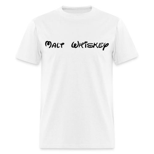 Malt Whiskey - Men's T-Shirt