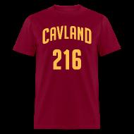 T-Shirts ~ Men's T-Shirt ~ Cavland 216 T-Shirt
