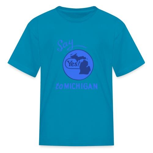 Michigan! - Kids' T-Shirt
