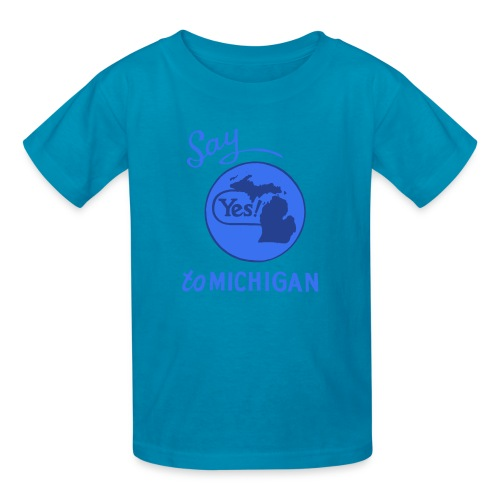 Michigan! - Kids' T-Shirt